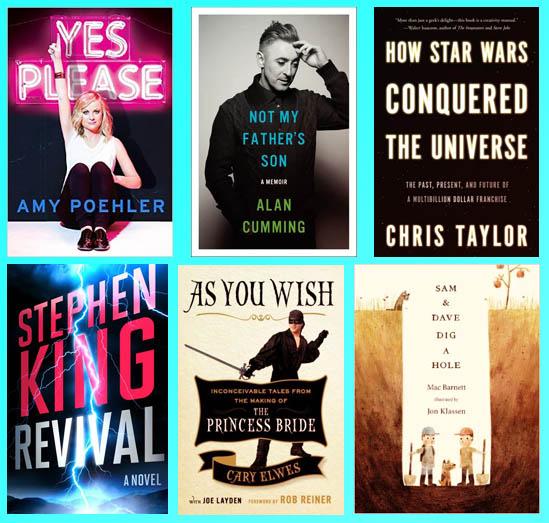Stacking the Shelves, November 15
