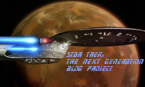 Blog Project: Star Trek: The Next Generation