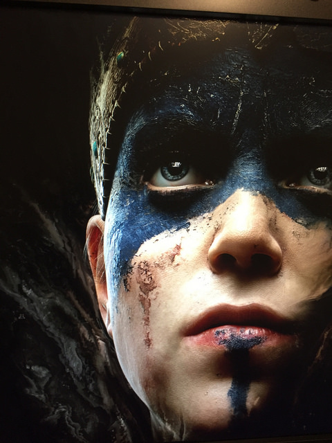 video game thoughts: Hellblade: Senua's Sacrifice (2017)