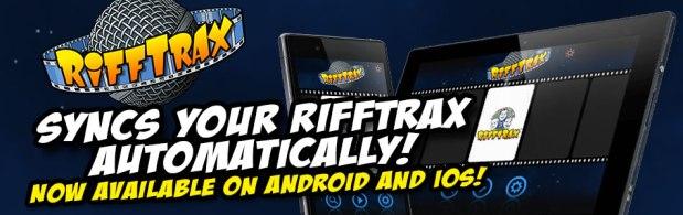 Free Riffs with Rifftraxapp!